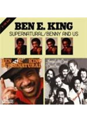 Ben E. King - Supernatural/Benny And Us (Music CD)