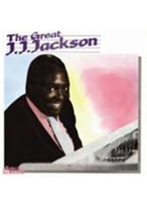 J.J. Jackson - Great J.J. Jackson, The (Music CD)