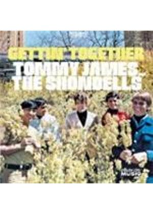 Tommy James & The Shondells - Gettin' Together (Music CD)
