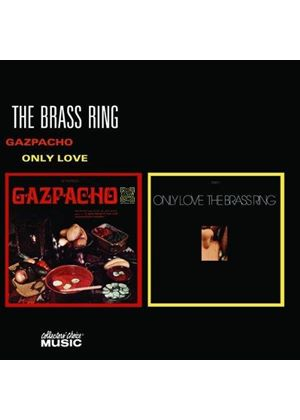 The Brass Ring - Gazpacho/Only Love (Music CD)