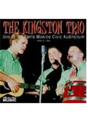 The Kingston Trio - Live At The Santa Monica Civic Auditorium