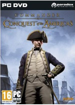 Commander - Conquest of the Americas (PC)