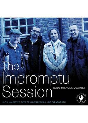 Wade Mikkola - Impromptu Session (Music CD)