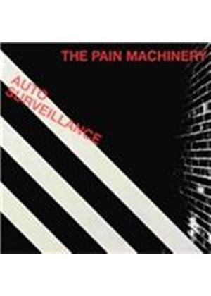 Pain Machinery (The) - Auto Surveillance (Music CD)