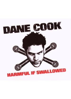 Dane Cook - Harmful If Swallowed [CD + DVD] [Australian Import]