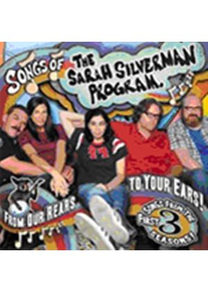Sarah Silverman - From Our Rears To Your Ears (Songs Of The Sarah Silverman Program) (Music CD)