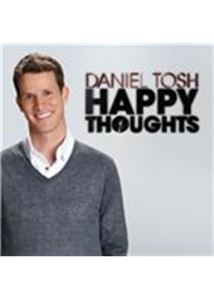 Daniel Tosh - Happy Thoughts (Parental Advisory) [PA] (Music CD)