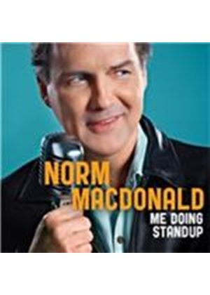 Norm MacDonald - Me Doing Stand-Up (Parental Advisory) [PA] (Music CD)
