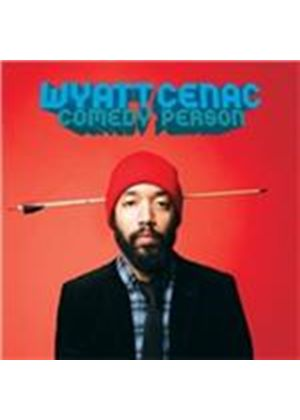 Wyatt Cenac - Comedy Person (Parental Advisory) [PA] (Music CD)
