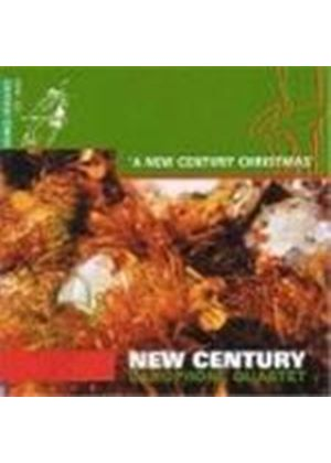 New Century Saxophone Quartet - New Century Christmas, A