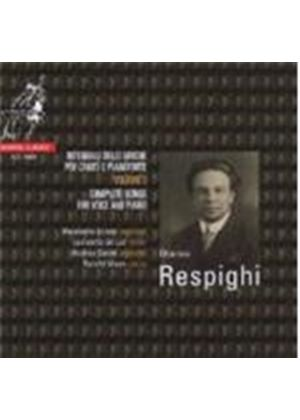 Respighi: Complete Songs for Voice and Piano