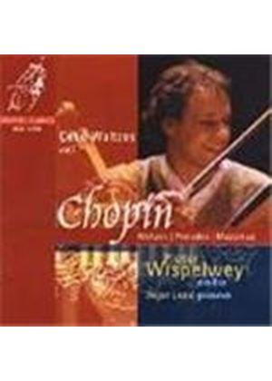 Chopin: Cello Waltzes, Vol 1