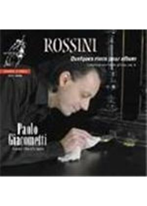 Rossini: Complete Piano Works, Vol 4