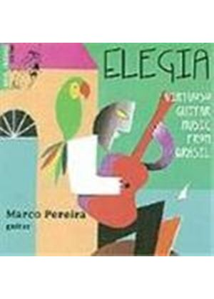 Elegia: Virtuoso Guitar Music from Brasil