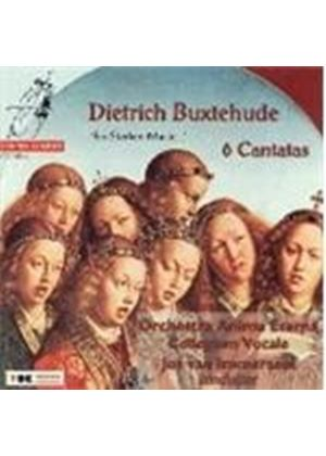 Dietrich Buxtehude - 6 Cantatas (Immerseel, Collegium Vocale)