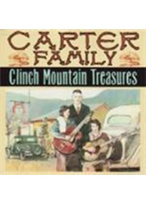 Carter Family (The) - Clinch Mountain Treasures