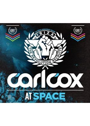 Carl Cox - Carl Cox At Space - The Revolution Recruits (Music CD)