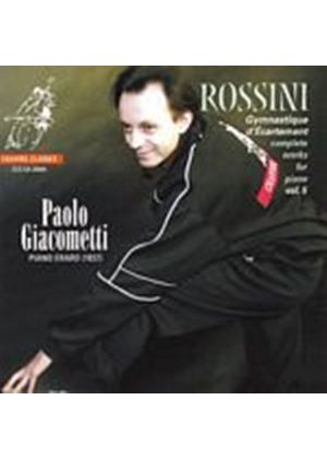 Gioachino Rossini - Complete Works For Piano Vol.5 (Giacometti) [SACD/CD Hybrid] (Music CD)