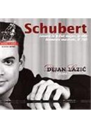 Schubert: Piano Sonata, D960; Moments Musicaux, D780 [SACD]