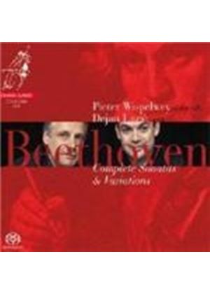 Beethoven: Complete Cello Sonatas and Variations [SACD]