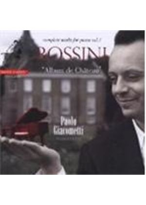 Rossini: Complete Piano Works, Vol 7 [SACD]