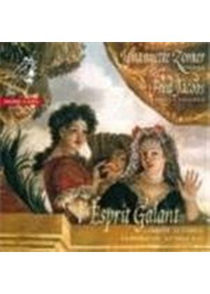 Various Composers - LEsprit Galant (Zomer, Jacobs) [SSCD/CD Hybrid] (Music CD)