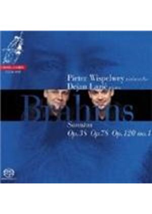 Brahms: Sonatas for Cello and Piano [SACD]