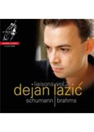 Brahms; Schumann - Liaisons, Vol 2 (Music CD)