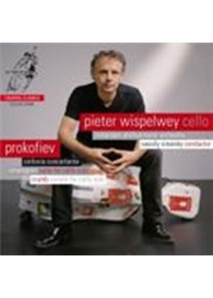 Prokofiev: Sinfonia Concertante (Music CD)