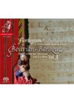 Bolivian Baroque, Vol 3 (Music CD)