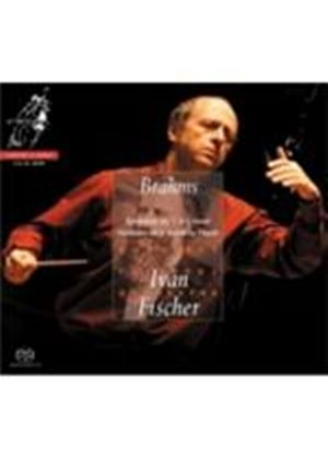 Brahms: Symphony No 1; Haydn (St Antony) Variations (Music CD)