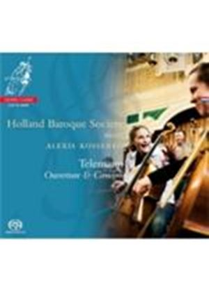Telemann: Overture and Concerti [SACD] (Music CD)