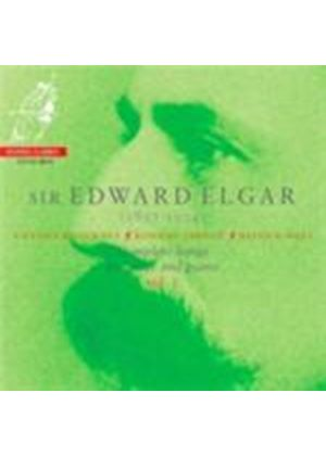 Elgar: Complete Songs, Vol 2 (Music CD)