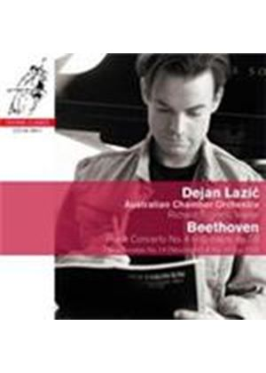 Beethoven: Piano Concerto No 4 (Music CD)