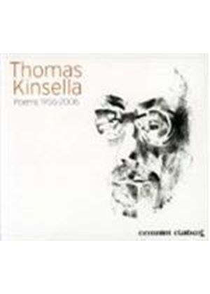 THOMAS KINSELLA - POEMS 1956-2006 2CD