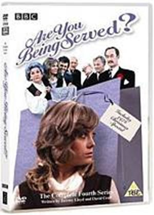 Are You Being Served? - Series 4
