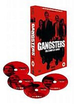 Gangsters - The Complete Series (Digipack) (Four Discs)