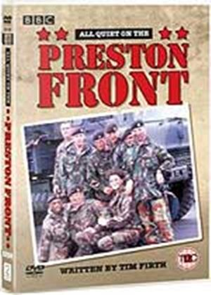 All Quiet On The Preston Front - Series 1 (Two Discs)