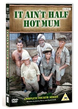 It Aint Half Hot Mum - Series 4 (Two Discs)