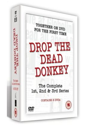 Drop The Dead Donkey - Series 1 To 3 (Box Set) (Six Discs)