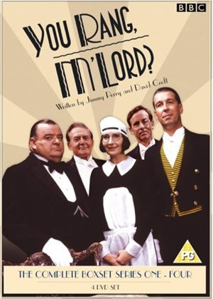 You Rang M'Lord: The Complete Series 1-4 (Box Set) (1992)