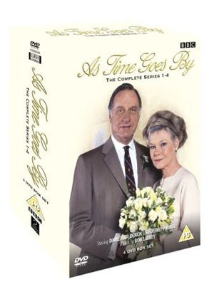 As Time Goes By - Series 1-4