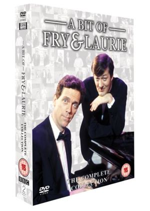 A Bit Of Fry And Laurie - Series 1-4 - The Complete Collection