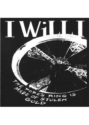 I Will I - Pope's Ring Is Made of Stolen Gold (Music CD)
