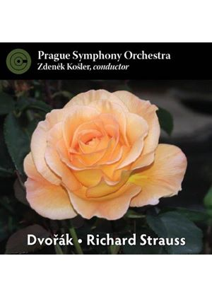 Dvorák, Richard Strauss (Music CD)