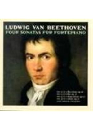 Beethoven: Four Piano Sonatas