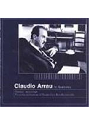 Claudio Arrau in Germany