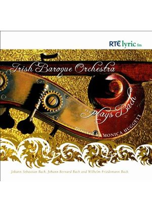 Irish Baroque Orchestra plays Bach (Music CD)