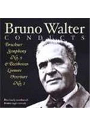 Bruno Walter conducts Beethoven and Bruckner