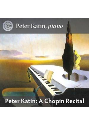 Peter Katin: A Chopin Recital (Music CD)